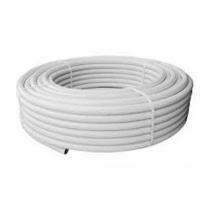 TUBE MULTICOUCHE 20X2MM AL0.25 BLANC ML.100