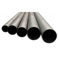 SEAMLESS BLACK PIPE 6'' UNI7287(EN10216) DE168.3;
