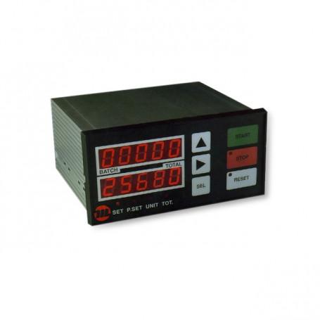 BATCH CONTROLLER 220 V AC / PULSE COUNTER