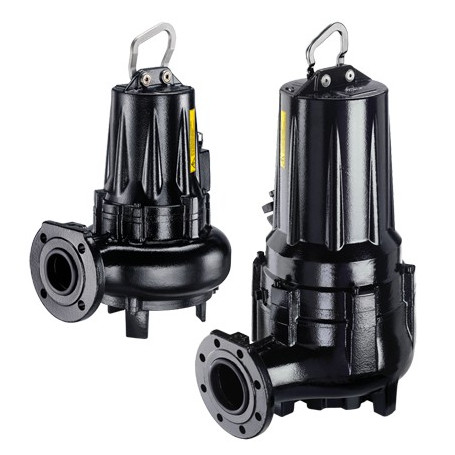 CAPRARI SUBMERSIBLE PUMP KCW080HQ+005522N1 KW5.5