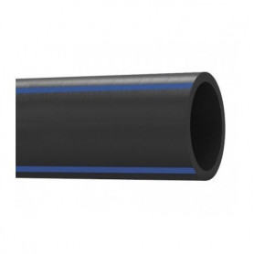 POLYTHENE PIPE 100 IIP PN 25 M.12 D.110