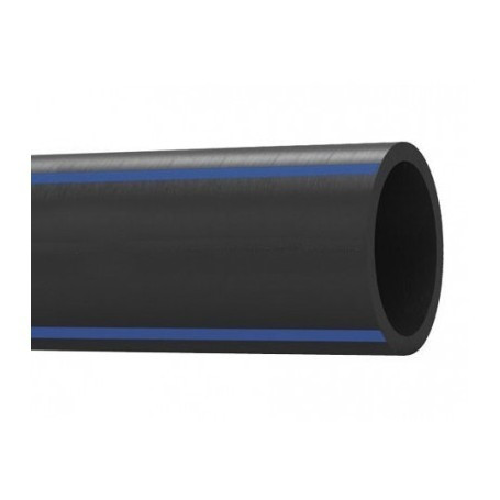 POLYTHENE PIPE 100 IIP PN 25 M.6 D.140