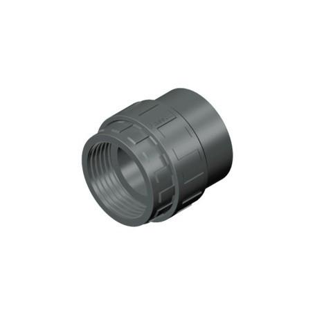 PVC PIPE UNION 1.1/2