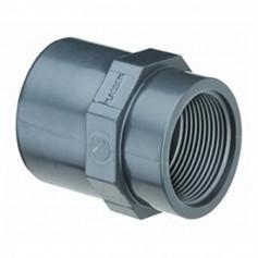 PVC ADAPTOR PASS. 90X75X2.1/2