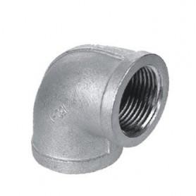 COUDE 90' FF 1/2 INOX 316