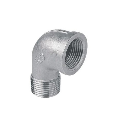 ELBOW 90' MF 1/2 STAINLESS STEEL 316