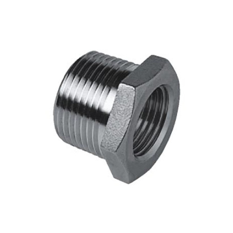 REDUCER STAINLESS STEEL AISI 316 3/4'' X 1/2''