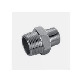 NIPPLE 1'' X 1/2 STAINLESS STEEL - 316