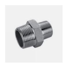 NIPPLE 1''1/4 X 1/2 STAINLESS STEEL - 316