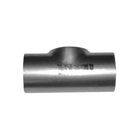 TEE RIBASSATO DIAMETRO 48.3 X 2 INOX 316L