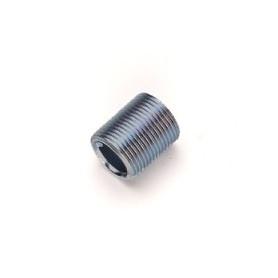 NIPPLE 2 STAINLESS STEEL - 316