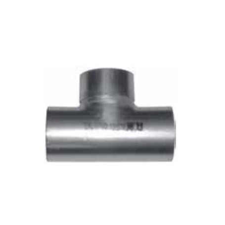T NORMALI 42.4X2 INOX 304L
