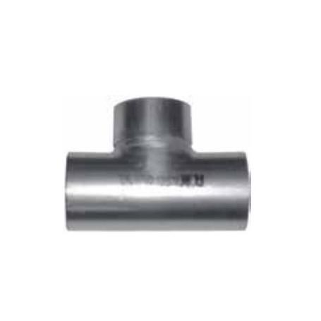 T NORMALI 33.7X2 INOX 304L