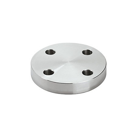 FLANGIA CIECA INOX EN1092/5 DN50PN16-304L