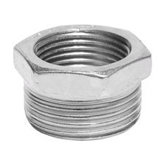 ZINC-COATED REDUCER 1X3/4