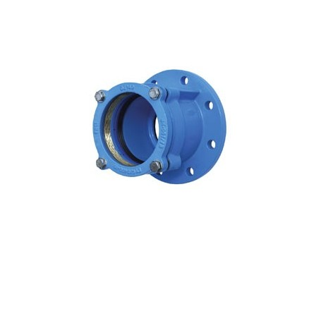 RACI FLANGIA PE/PVC D.125 X DN140 PN10-16