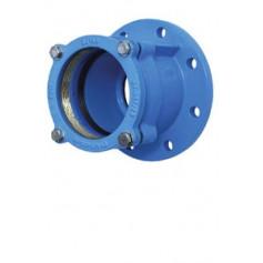 RACI FLANGIA PE/PVC D.100 X DN125 PN10-16