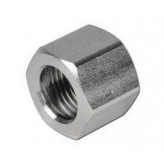 ZINC-COATED NUT 8 6S PG UNI5587