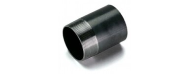 BLACK STEEL SOCKET - THREADED