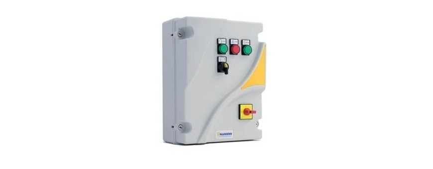 ELECTRIC CONTROL PANELS AND ACCESSORIES