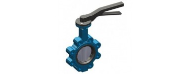 BUTTERFLY VALVES - LUG (INOX DISC)