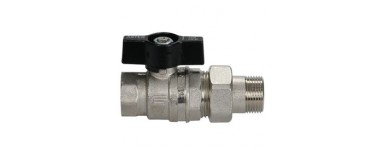 SPHERICAL VALVES - PIPE-UNION