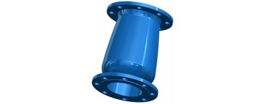 CAST-IRON CHECK VALVES VENTURI