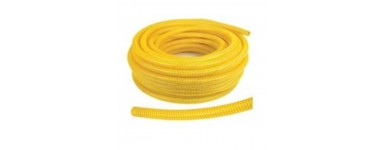 YELLOW COILED PIPE - LUISIANA
