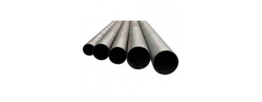 BLACK SEAMLESS PIPES
