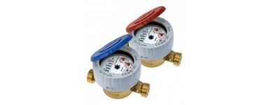 DOMESTIC FLOW METERS - WET QUADRANT - CPR M3 SERIES