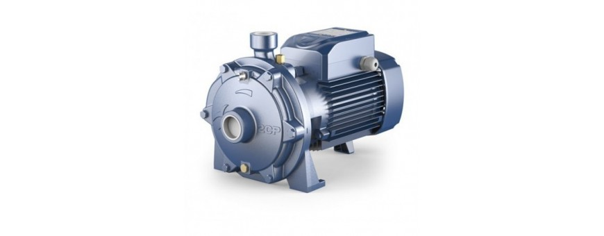 TWIN IMPELLER PUMPS - PEDROLLO 2CP SERIES