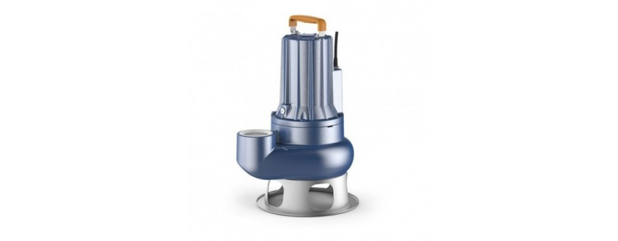 SUBMERSIBLE PUMPS FOR DIRTY WATER - PEDROLLO VXC 50/70 SERIES