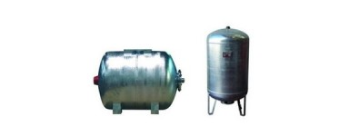 EXPANSION VESSELS WITH MEMBRANE