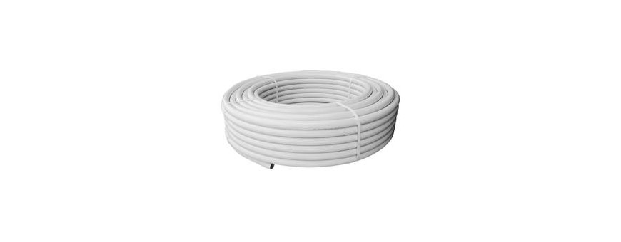 ALUMINUM PEX AND MULTILAYER PIPES AND ACCESSORIES
