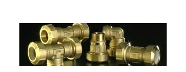 BRASS FITTINGS FOR POLYTHENE