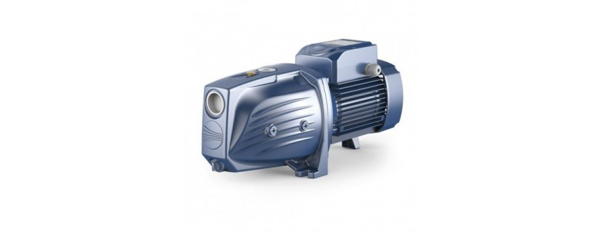 PEDROLLO SELF-PRIMING JET PUMPS - JSW 3 SERIES