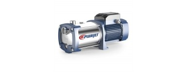 SELF-PRIMING MULTI-STAGE PUMPS - PEDROLLO PLURIJET SERIES