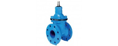 CAST-IRON GATE VALVES - SHORT BODY + SOFT SEATED
