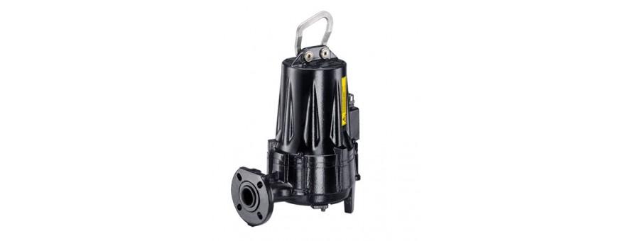 CAPRARI ELECTRIC SUBMERSIBLE PUMPS FOR SEWAGE WATER W/GRINDER - KCT SERIES