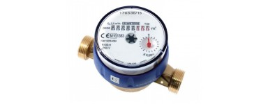 DOMESTIC FLOW METERS - DRY QUADRANT - GSD8 SERIES