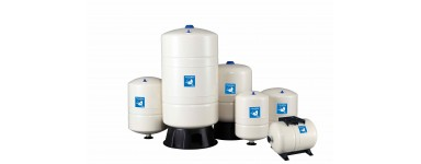 GWS VESSELS WITH MEMBRANE (5 YEARS WARRANTY)