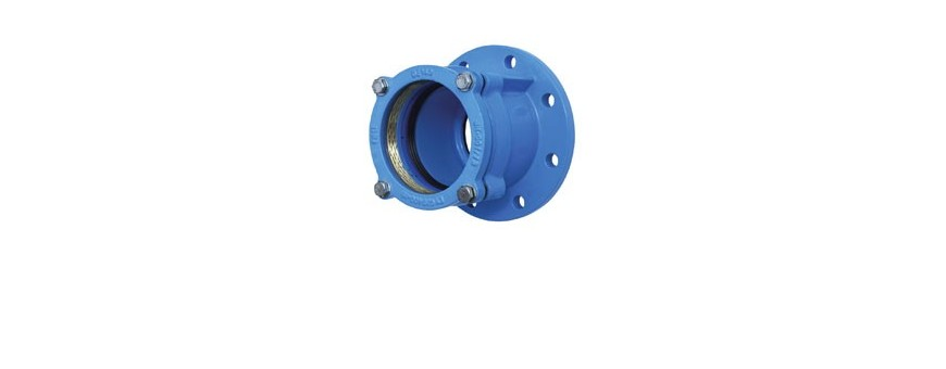 FLANGES FOR PE AND PVC PIPES