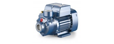 PUMPS W/ PERIPHERAL IMPELLER - PEDROLLO PK SERIES