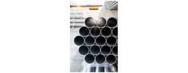 STAINLESS STEEL PIPES - AISI 304 - WELDED