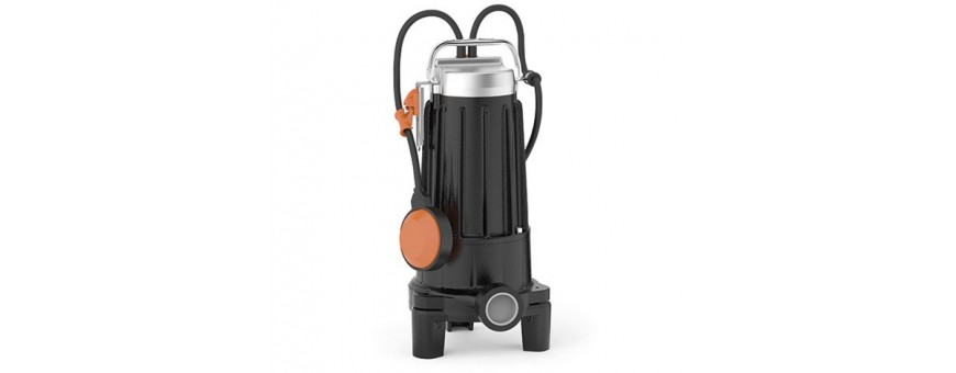 SUBMERSIBLE PUMPS W/ GRINDER - PEDROLLO TRITUS