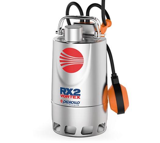 Elettropompe sommergibili per acque luride serie RX-VORTEX