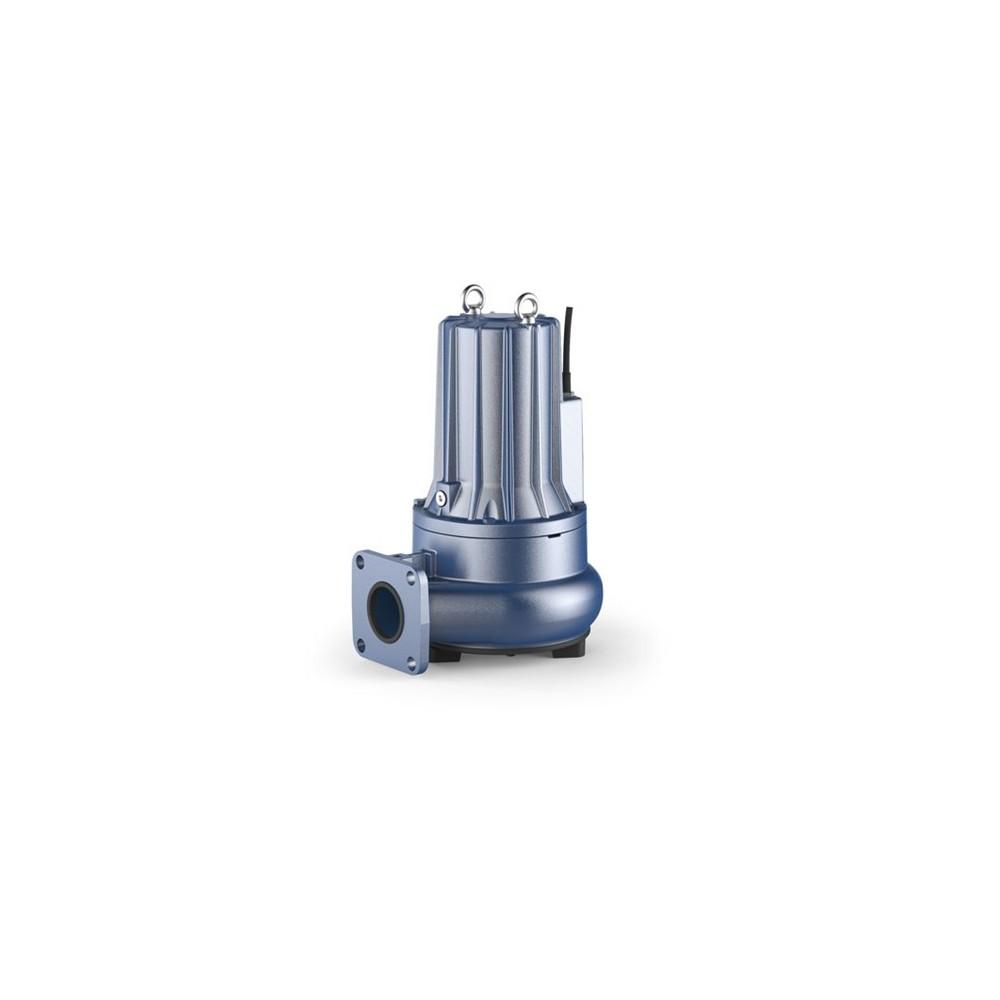 Elettropompe sommergibili per acque luride serie VXC-F-VORTEX flangiate per installazioni fisse